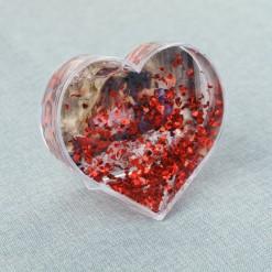 Водяной шар - фоторамка «Сердце»