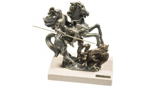 Скульптурная группа «Георгий Победоносец»