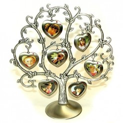 Дерево с фоторамками *Сердце*