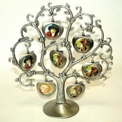 Дерево с фоторамками *Яблоки*