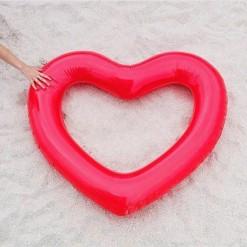 Надувной круг Heart