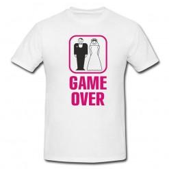 Футболка *Game Over* мужская