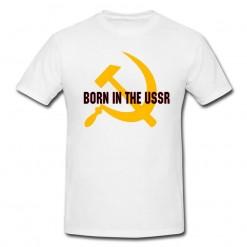 Футболка *Born in USSR*