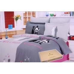 Комплект постельного белья *Молодожены*