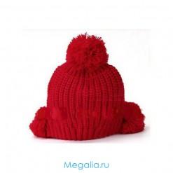 Детская шапка «Пампушка»