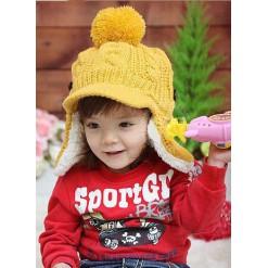 Детская шапка №5