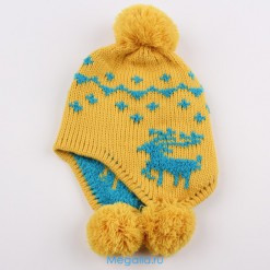 Детская шапка №11