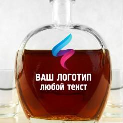 """Штоф для напитков """"Корпоративный"""""""