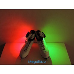 Подсветка для коньков многоцветная