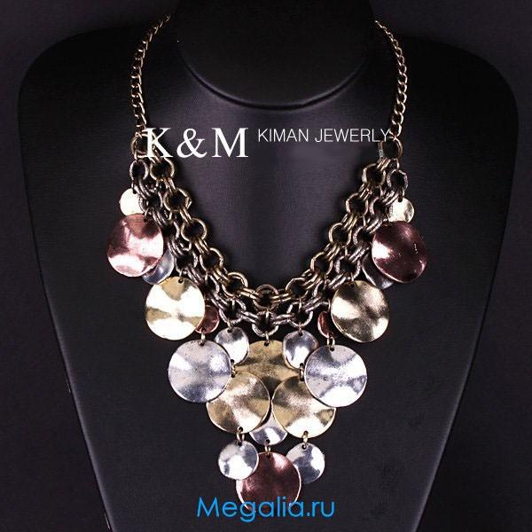 Ожерелье Гречанка Kiman по заказу Мегалиа