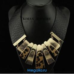 """Ожерелье """"Леопард"""""""