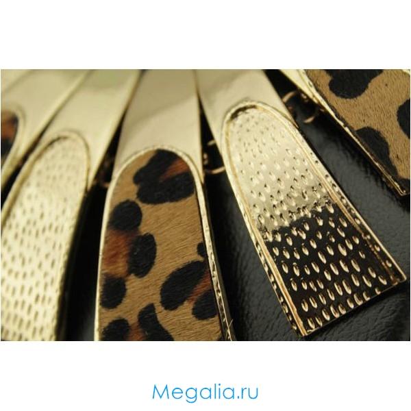 Ожерелье Леопард Kiman по заказу Мегалиа