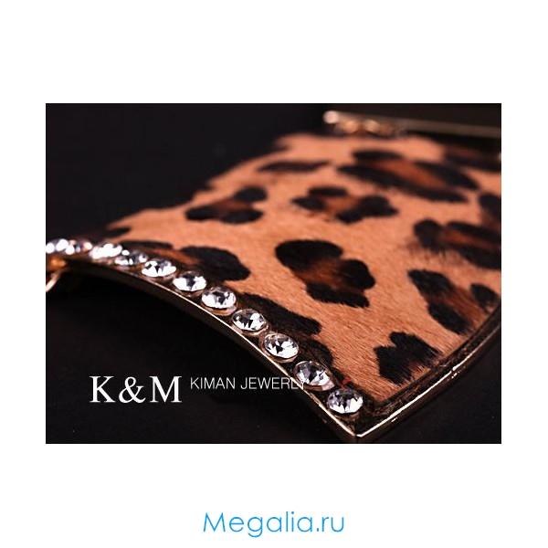 Ожерелье Леопардовый воротничок Kiman по заказу Мегалиа