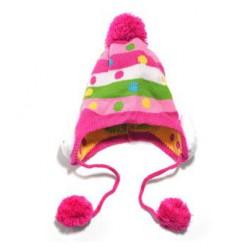 Детская шапка №1
