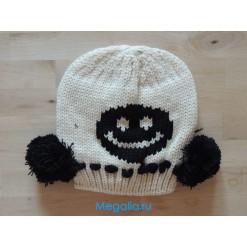 Детская шапка «Смайл»