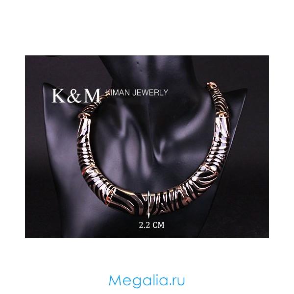 Ожерелье «Тигрица»