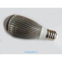 Светодиодная лампа Е 27, 7 Вт