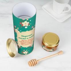 Подарочный набор меда «Для совместной сладкой жизни»