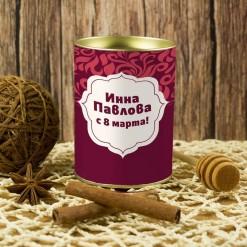Подарочный мед «На 8 марта!»