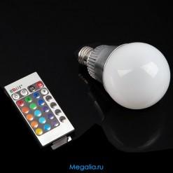 Светодиодная лампа 10 Вт Е 27