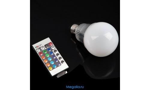 Светодиодная лампа 10Вт Е27