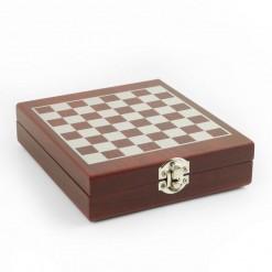 Винный набор с шахматами