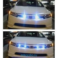 Подсветка салона авто 001