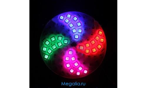 Светодиодный круг RGB