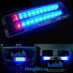 Подсветка салона авто 002
