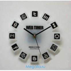 """Часы настенные """"Geekcook"""""""