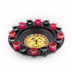 Пьяная рулетка – подарок для шумной вечеринки