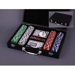 Набор для покера в дипломате на 200 фишек