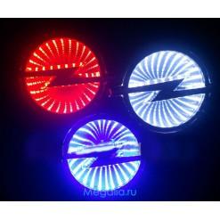 3D Светящийся значок Nissan