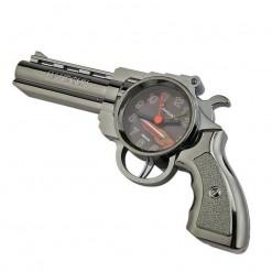 """Часы-будильник """"Револьвер"""""""