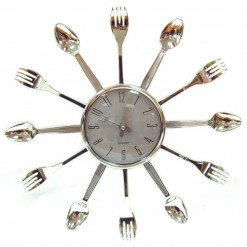 Часы *Вилки Ложки*