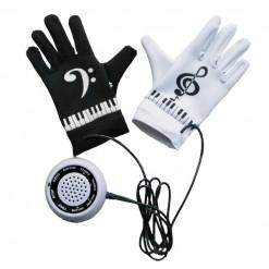 Перчатки - Синтезатор