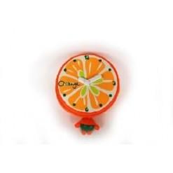 Прикольные часы *Апельсин*