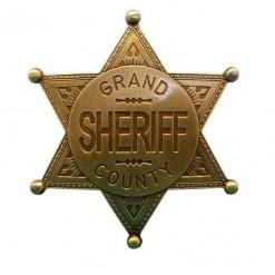 Знак окружного шерифа