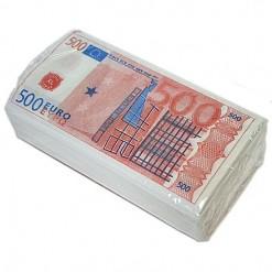 Салфетки 500 евро