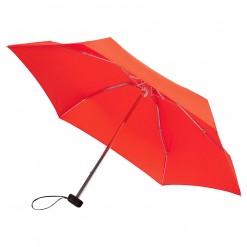 """Складной зонт """"Протект"""" красный"""