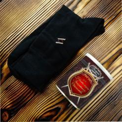 Носки в банке «Для Настоящего Защитника Отечества»