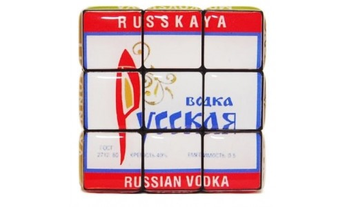 Супер Кубик - Марки водки