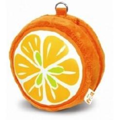 CD кейс - апельсин