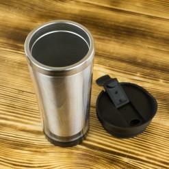Термостакан Steel «Магистру черной и белой бухгалтерии»