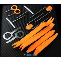 Ключи для магнитолы