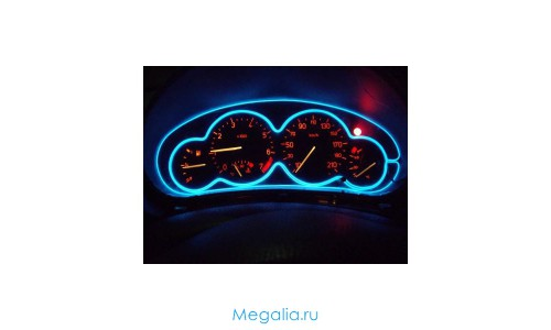 "Подсветка салона автомобиля ""Auto-el-3m"""