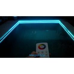 Подсветка бассейна 10 метров (60 цветов)