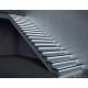 Подсветка ступеней лестницы (цвет белый)