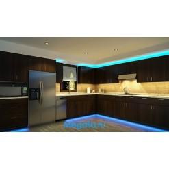 Подсветка для кухни 5 метров (16 цветов)