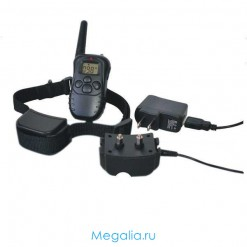 Ошейник электронный (электроошейник) PT-100 на 2 собаки